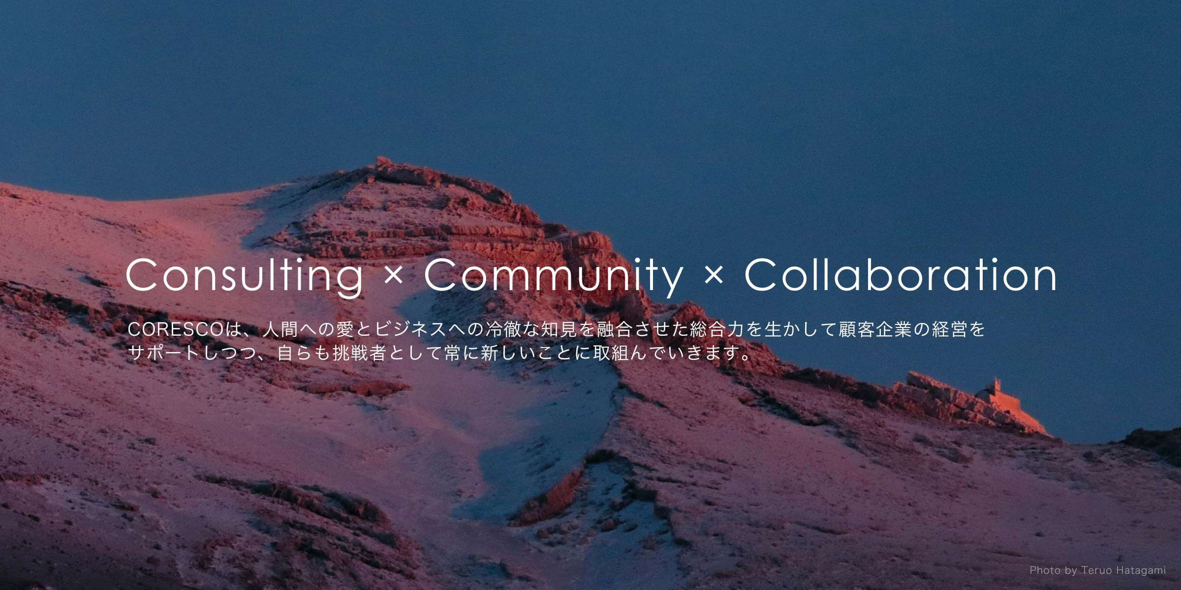 CORESCO | The Consulting Resources Company